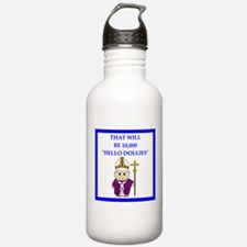 hail mary Water Bottle