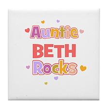 Beth Tile Coaster