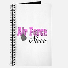 Air Force Niece Journal