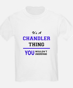 It's CHANDLER thing, you wouldn't understa T-Shirt