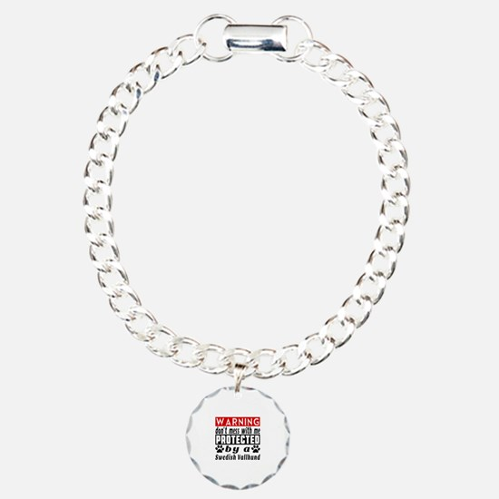Protected By Swedish Val Bracelet