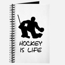 Hockey Is Life Journal