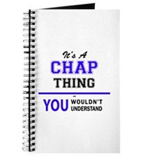 It's CHAP thing, you wouldn't understand Journal