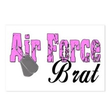Air Force Brat ver1 Postcards (Package of 8)