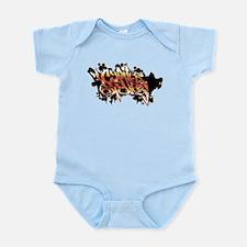 High Rez CS Graffiti Infant Bodysuit