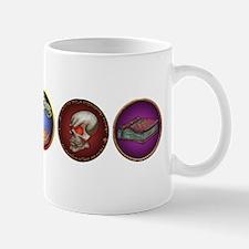 Magic Circles Mug (White)