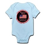 Free Lauren-2 Infant Bodysuit