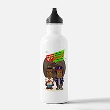 Cute Dawg Water Bottle