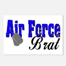 Air Force Brat ver2 Postcards (Package of 8)