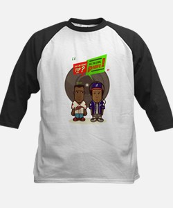 Phife Dawg and Qtip Baseball Jersey