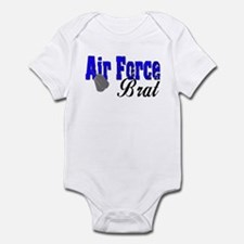 Air Force Brat ver2 Infant Bodysuit