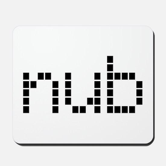 Nub Mousepad