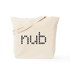Nub Tote Bag
