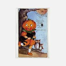 Halloween 35 Rectangle Magnet (10 pack)