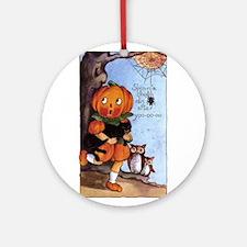 Halloween 35 Ornament (Round)
