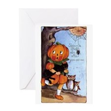 Halloween 35 Greeting Card
