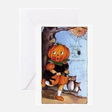 Halloween 35 Greeting Card
