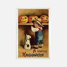 Halloween 36 Rectangle Magnet
