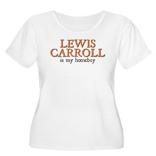 Lewis Carroll is my Homeboy T-Shirt