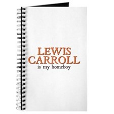Lewis Carroll is my Homeboy Journal