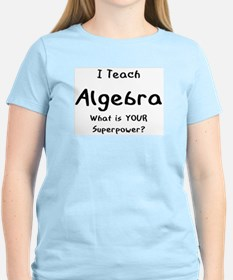 teach algebra T-Shirt
