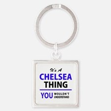 It's CHELSEA thing, you wouldn't underst Keychains