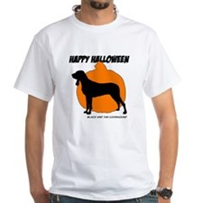 Black and Tan Halloween Shirt