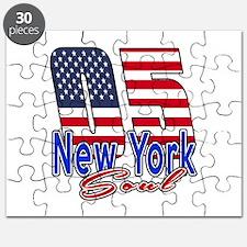 05 New York Soul Birthday Designs Puzzle
