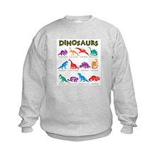 Dinosaurs1 Sweatshirt