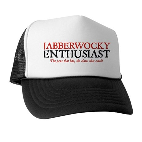 Jabberwocky Enthusiast Trucker Hat