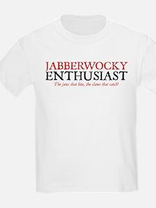 Jabberwocky Enthusiast T-Shirt