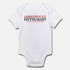 Jabberwocky Enthusiast Infant Bodysuit