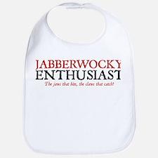 Jabberwocky Enthusiast Bib