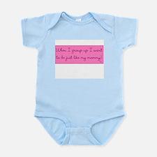 Cute Mix it up designs Infant Bodysuit