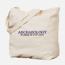 Archaeology: The Peeping Tom Tote Bag