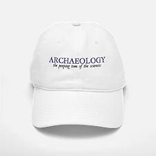 Archaeology: The Peeping Tom Baseball Baseball Cap