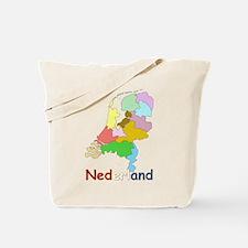 Cute Netherlands Tote Bag