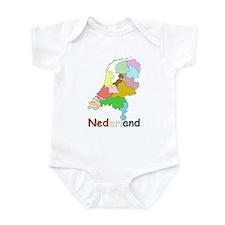 Unique Netherlands Infant Bodysuit