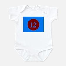 12 month old Infant Bodysuit