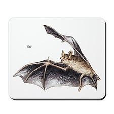 Bat for Bat Lovers Mousepad