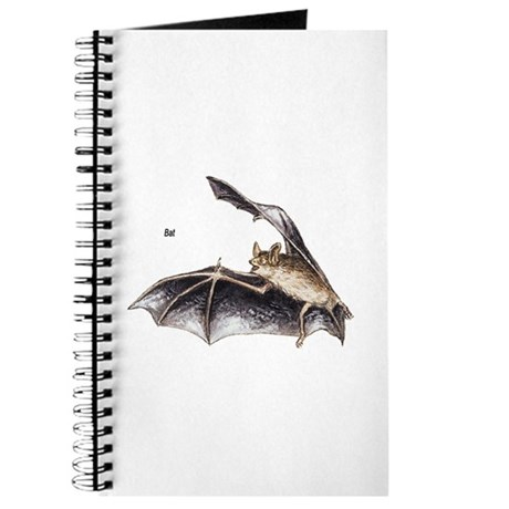 Bat for Bat Lovers Journal
