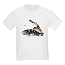 Bat for Bat Lovers (Front) Kids T-Shirt