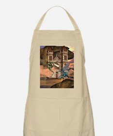 The dragon fight Apron