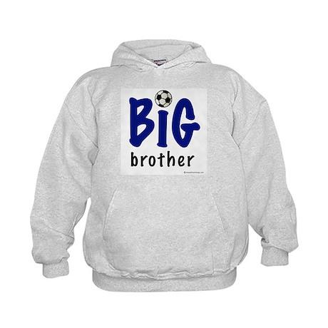 Big Brother (Soccer) Kids Hoodie