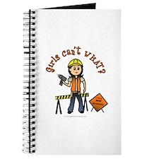 Light Construction Worker Journal
