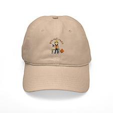 Light Construction Worker Baseball Cap