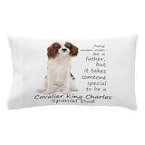 Cavalier king charles spaniel Pillow Cases