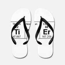 Periodic table of the elements Flip Flops
