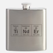 Cool Periodic table of the elements Flask
