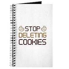Stop Deleting Cookies Journal